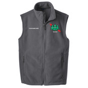 F219 - M133E001 - EMB - Fleece Vest