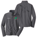 F217 - M133-S1.0-2017 - EMB - Monmouth Council Na Tsi Hi Lodge Fleece Jacket (with Laser Etch back)